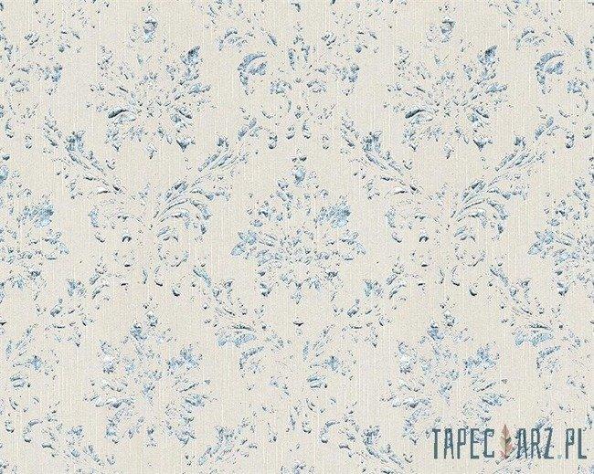 Tapeta ścienna AS Creation 30662-2 Metallic Silk
