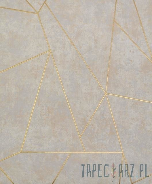 Tapeta ścienna York Wallcoverings NW3504 Modern Metals