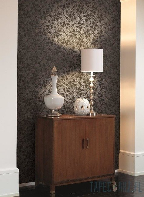 Tapeta ścienna York Wallcoverings NW3528 Modern Metals