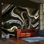 Fototapeta - Green and brown textured fractal