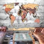 Fototapeta - Kierunek: Świat