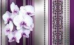 Fototapeta Kwiatowe ornamenty 1282