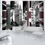Fototapeta - Londyńskie symbole