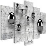 Obraz - Kule i beton (5-częściowy) szeroki